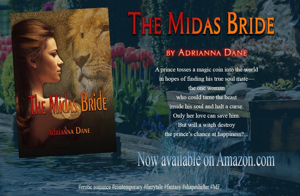 The Midas Bride – an excerpt