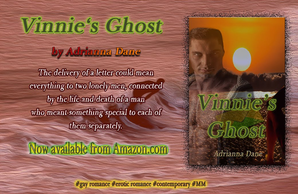 Vinnie's Ghost – an excerpt
